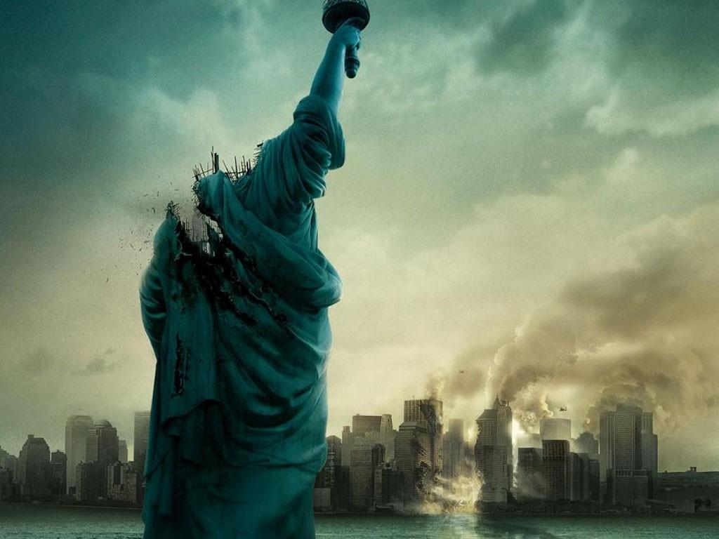 Wallpaper del film Cloverfield