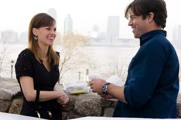 Harry Connick Jr. con Hilary Swank in una sequenza del film P.S. I Love You - Non è mai troppo tardi per dirlo