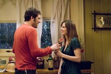 Jeffrey Dean Morgan ed Hilary Swank in una scena del film P.S. I Love You - Non è mai troppo tardi per dirlo