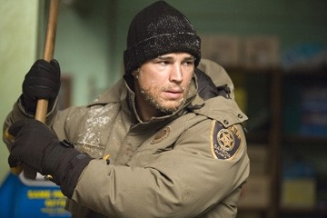 Josh Hartnett in una sequenza del film 30 giorni di buio