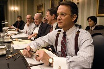 Tom Hanks è uno dei protagonisti de La guerra di Charlie Wilson