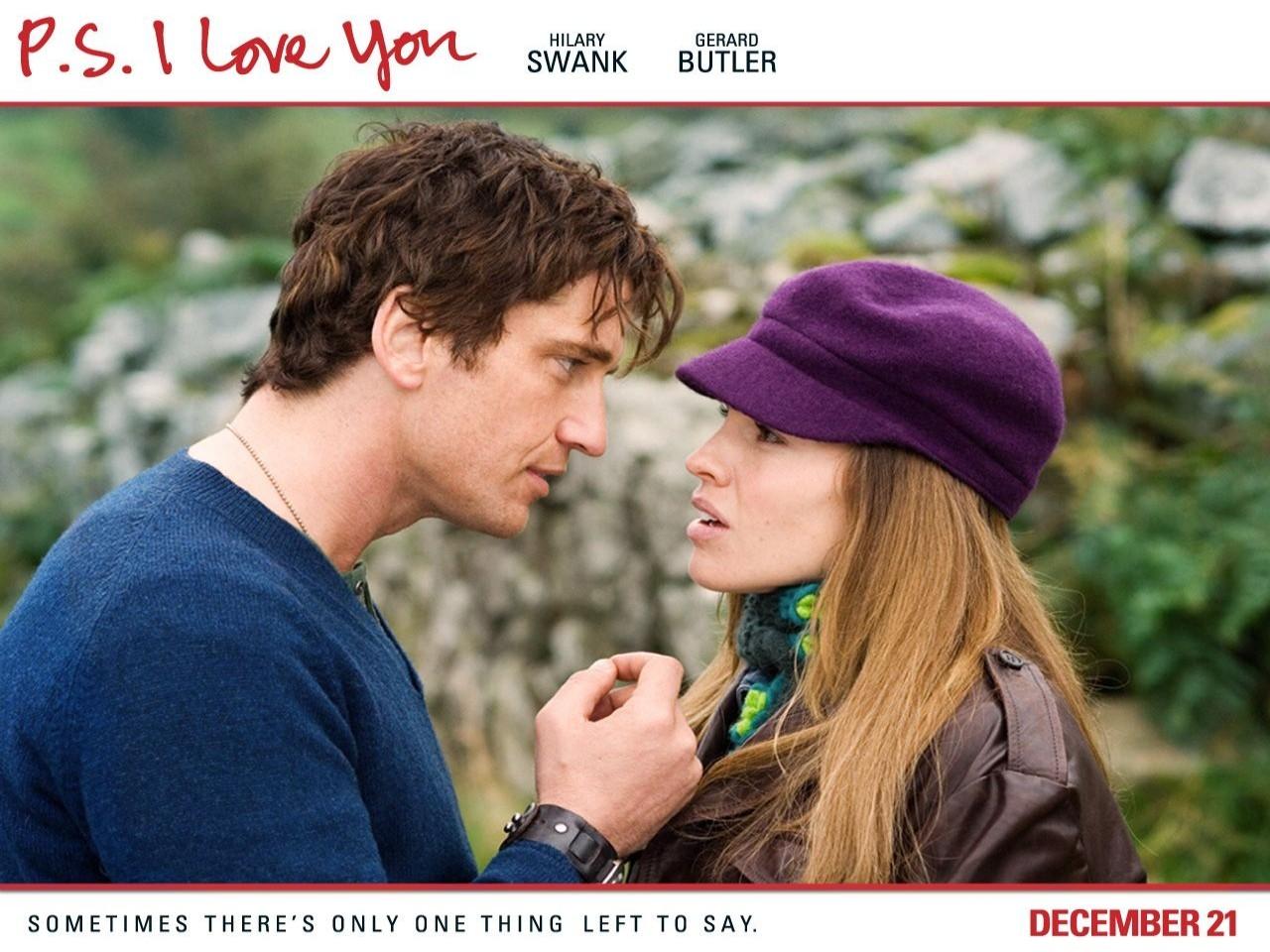 Wallpaper della commedia agrodolce  P.S. I Love You - Non è mai troppo tardi per dirlo