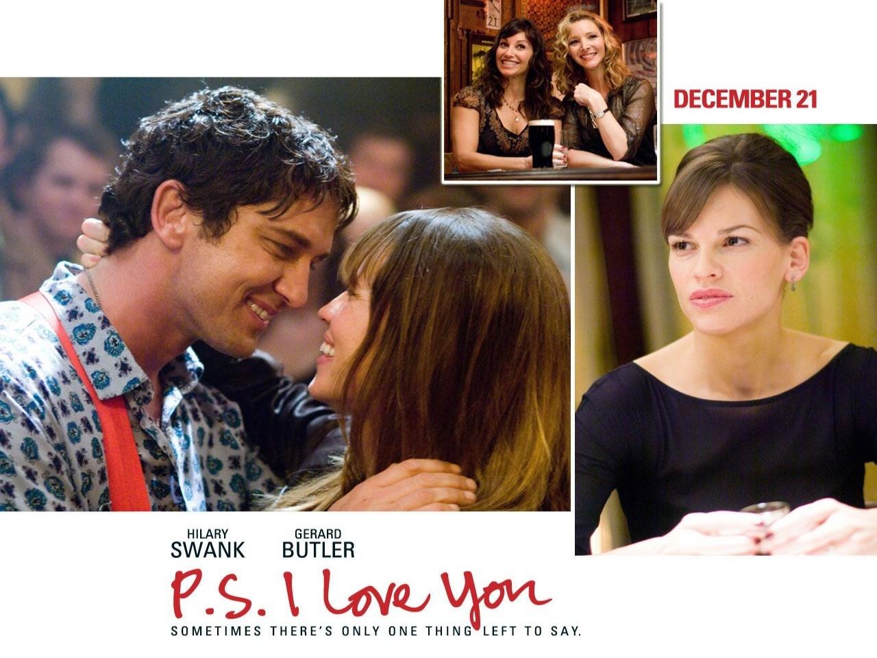 Wallpaper del film P.S. I Love You - Non è mai troppo tardi per dirlo