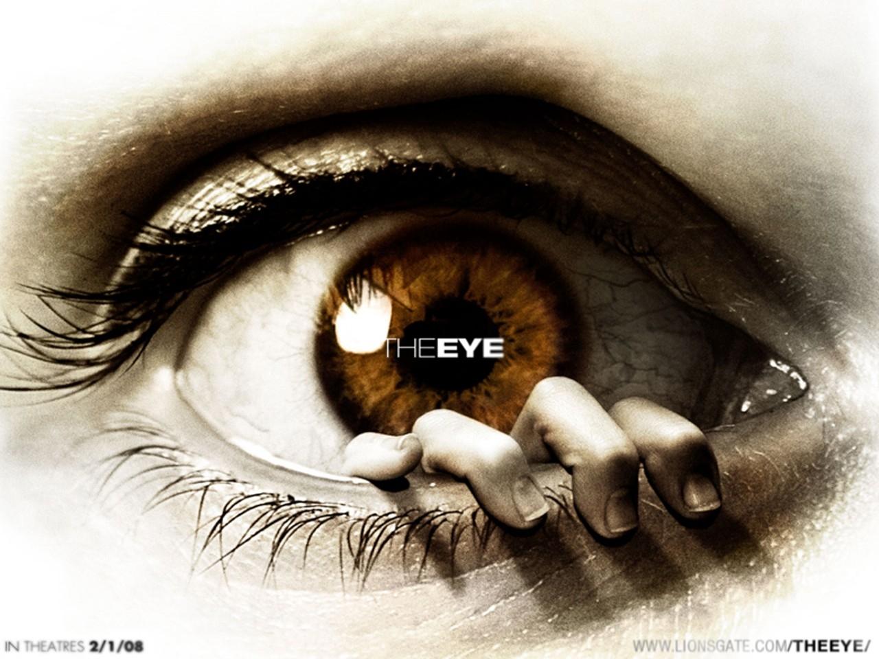 Un bel wallpaper del film The Eye