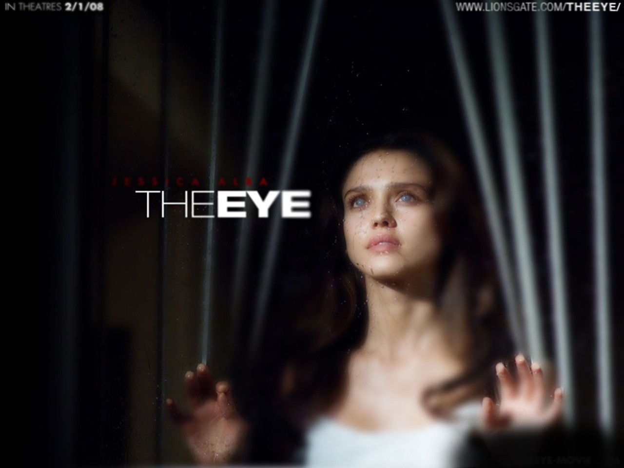 Wallpaper del film The Eye