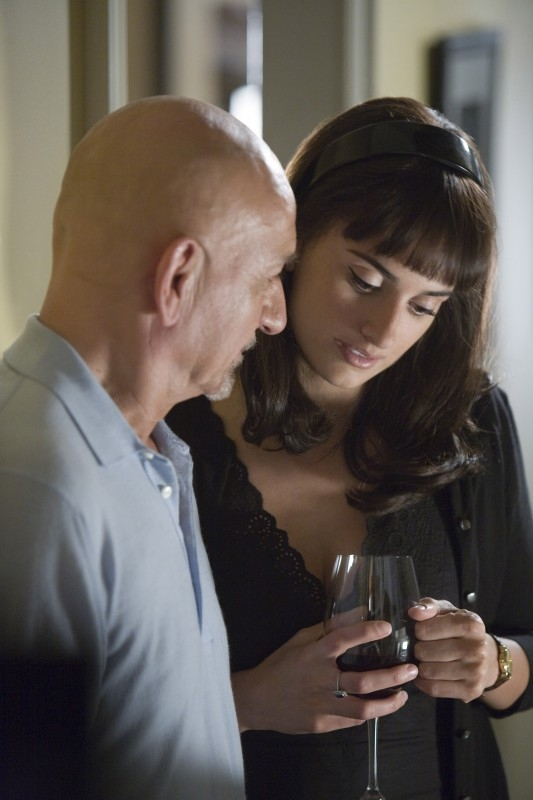 Ben Kingsley e Penélope Cruz insieme nel film 'Elegy'