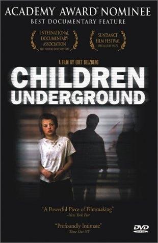 La locandina di Children Underground