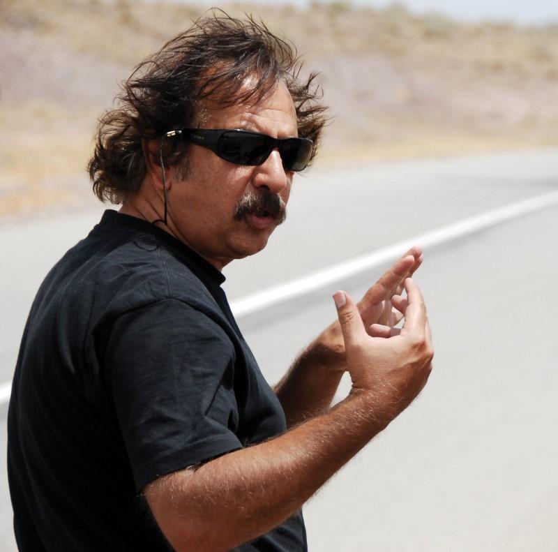 Una foto del regista Majid Majidi