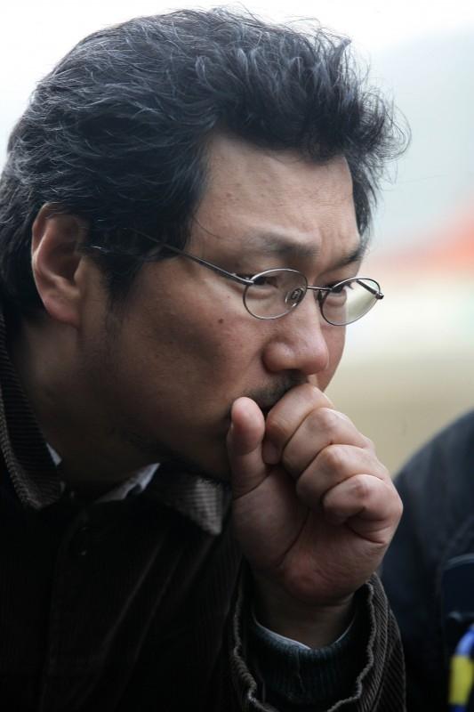 Una foto di Hong Sang-soo