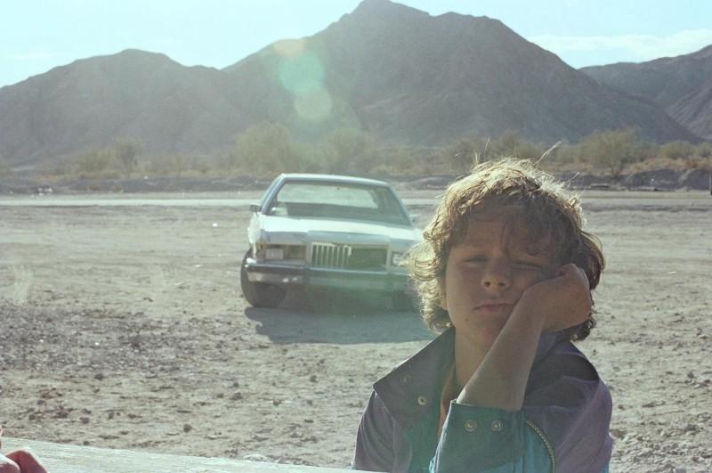Aidan Gould in una scena di 'Julia'