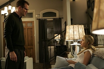 Heroes Volume II - Episodio 7: Claire (Hayden Panettiere) discute con suo padre Noah (Jack Coleman)