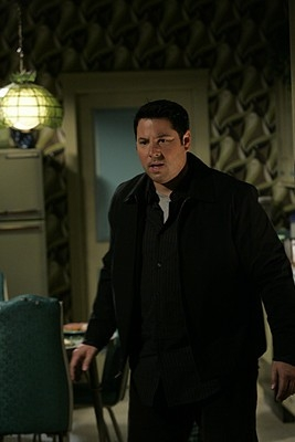 Heroes Volume II - Episodio 7: Matt (Greg Grunberg) da la caccia all'Uomo Nero.