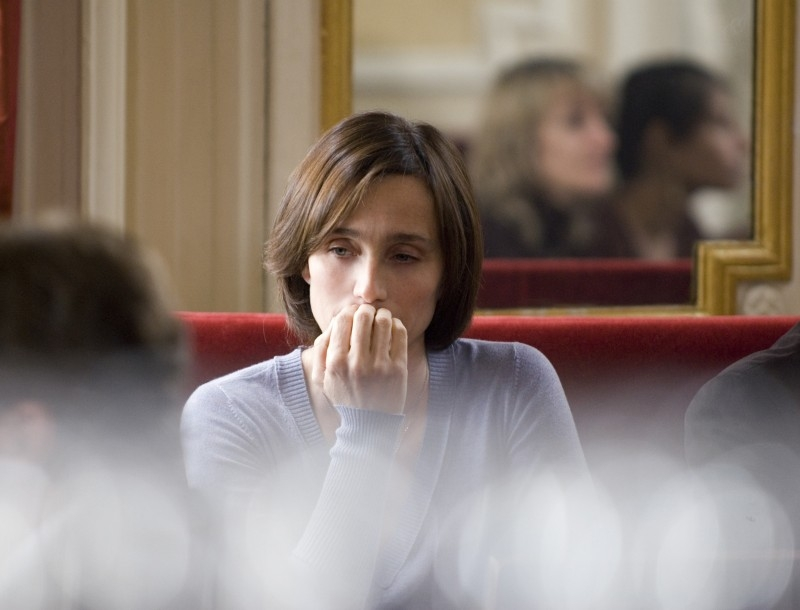 Kristin Scott Thomas in una scena di 'I've Loved You So Long'