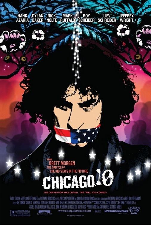 La locandina di Chicago 10