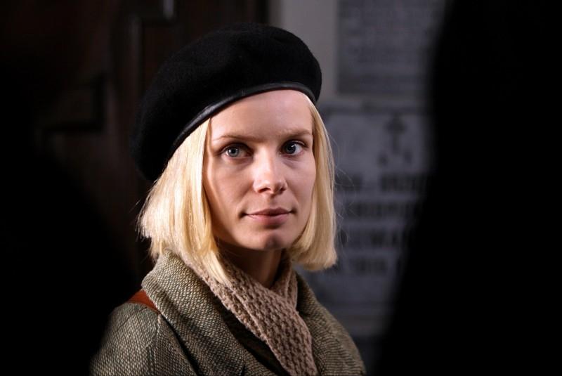 Magdalena Cielecka in 'Katyn'