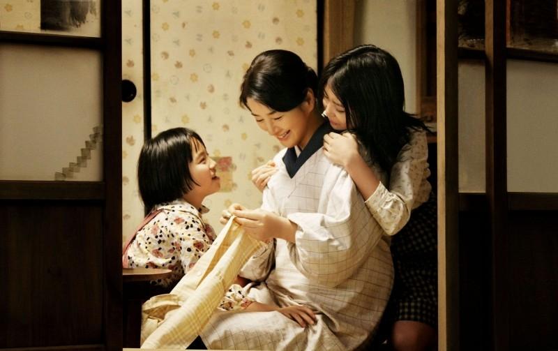 Miku Sato, Sayuri Yoshinaga e Mirai Shida in 'Kabei'