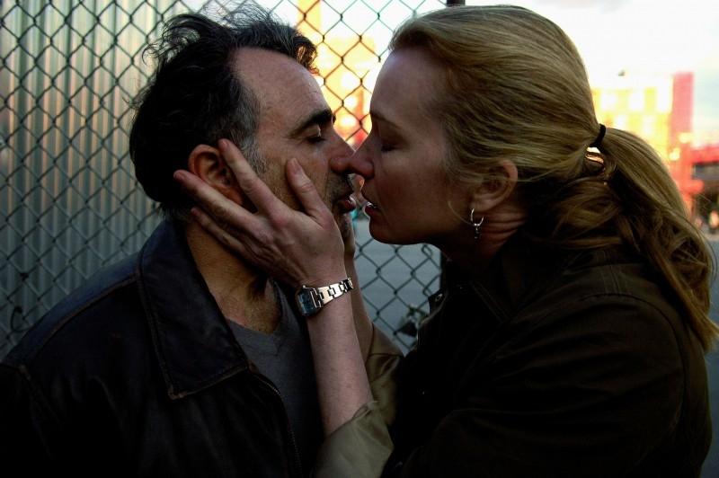 Ran Danker e Karen Young in 'Restless'