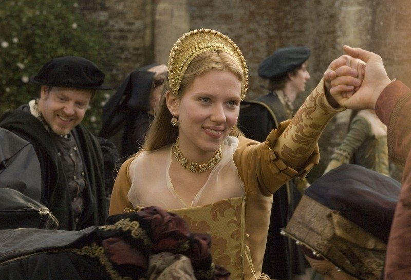 Scarlett Johansson in 'L'altra donna del re'
