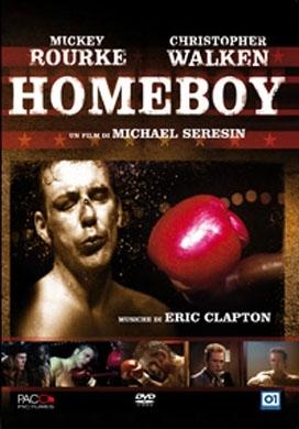 La copertina DVD di Homeboy