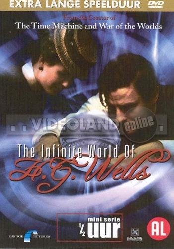 La locandina di Infinite World of H.G. Wells