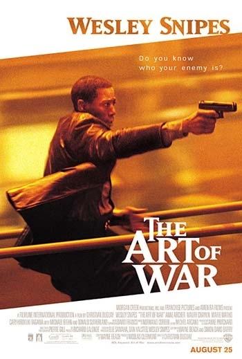 La locandina di L'arte della guerra