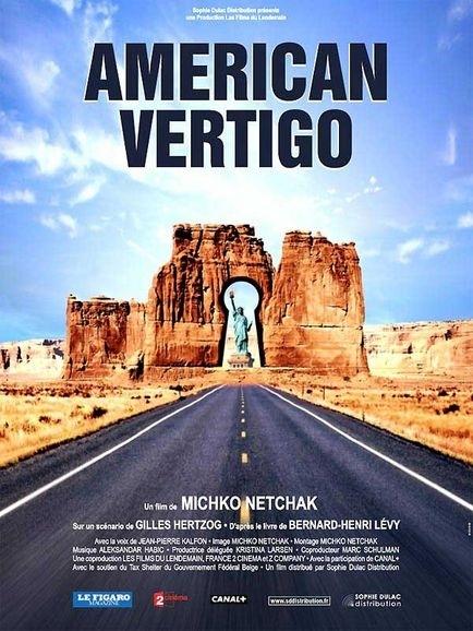 La locandina di American Vertigo