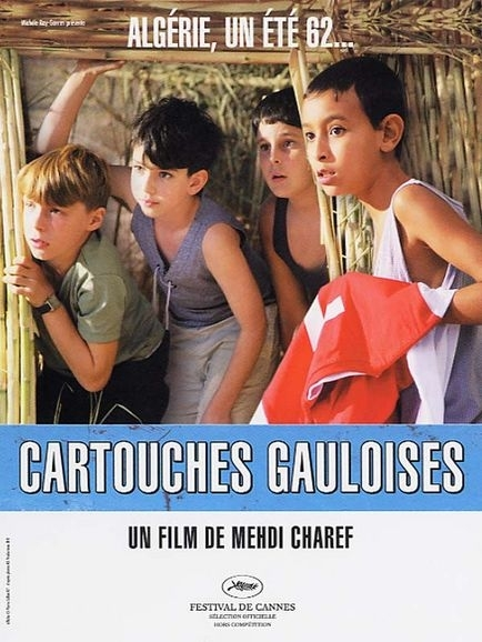 La locandina di Cartouches gauloises
