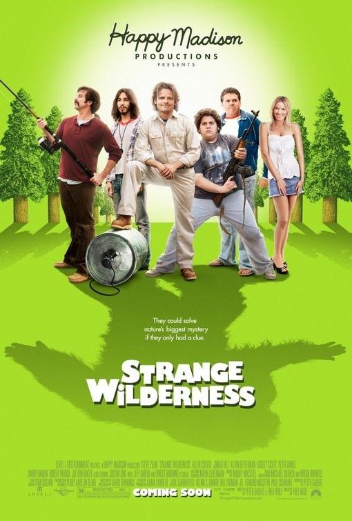 La locandina di Strange Wilderness
