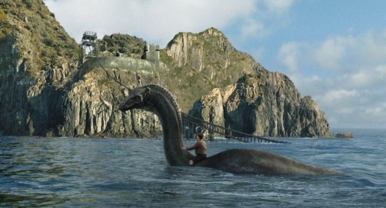 Crusoe, il drago marino del fantasy The Water Horse - La leggenda degli abissi