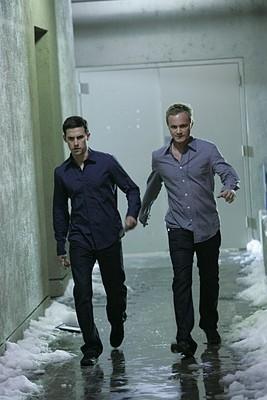 Heroes Volume II - Episodio 8: Peter (Milo Ventimiglia) e il misterioso Adam (David Anders)