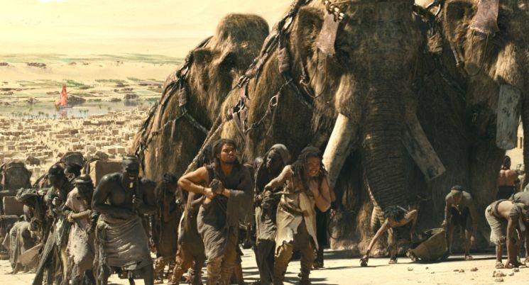 Un'immagine del film 10,000 AC