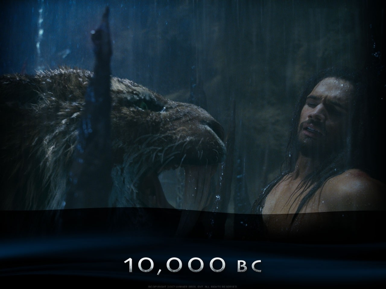 Wallpaper del film 10000 AC di Roland Emmerich