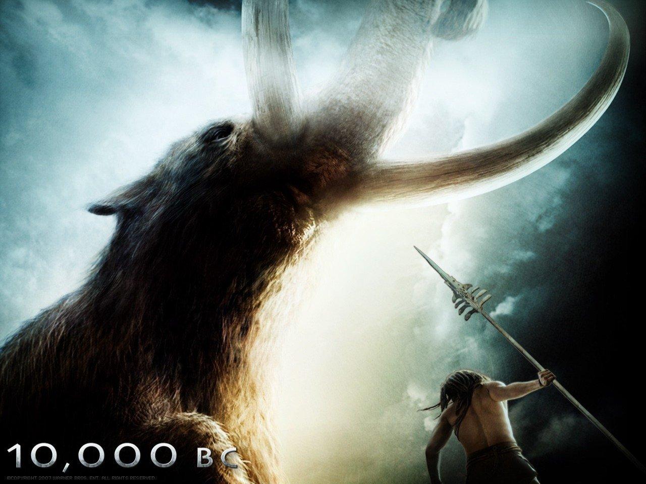 Wallpaper del film 10000 AC (2008)