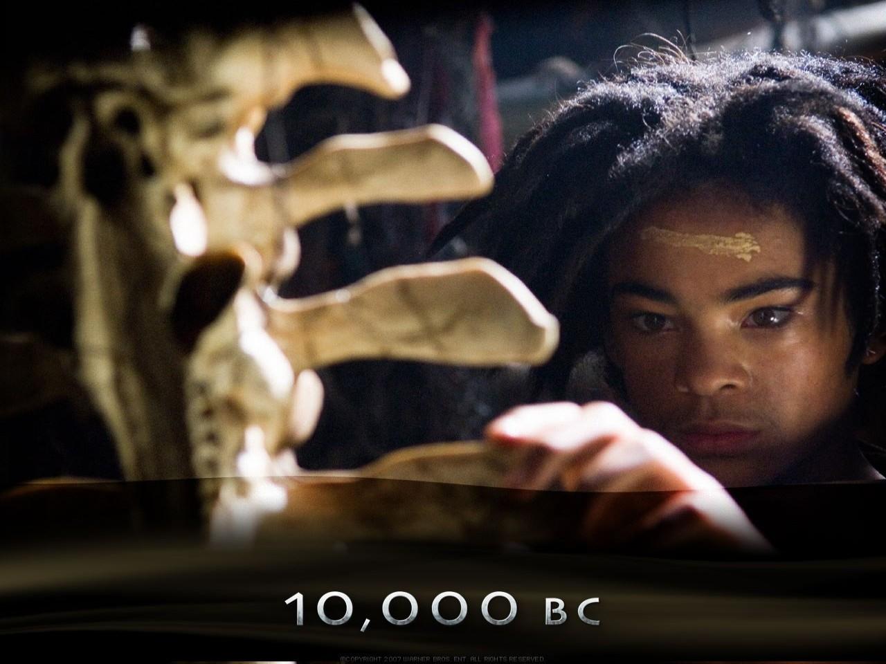 Wallpaper del film 10000 AC di R. Emmerich