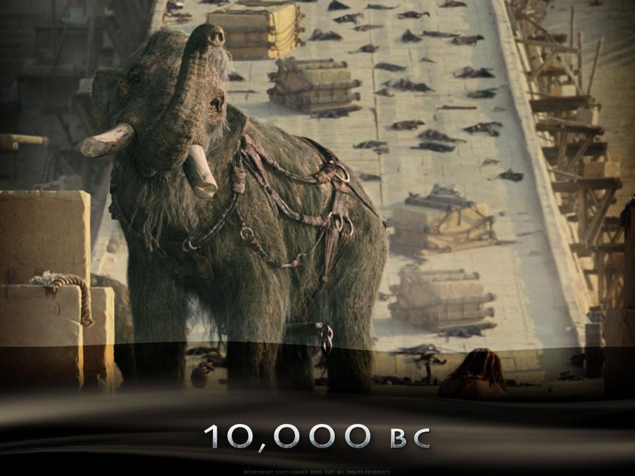 Wallpaper del film 10000 AC