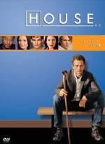 La copertina DVD di Dr. House Stagione 01 (6 Dvd)