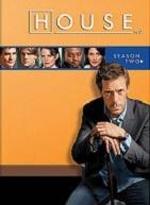 La copertina DVD di Dr. House Stagione 02 (6 dvd)