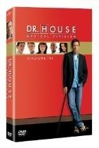 La copertina DVD di Dr. House Stagione 03 (6 dvd)