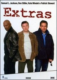 La copertina DVD di Extras - Stagione 1 (2 dvd)