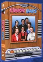 La copertina DVD di Happy Days - Stagione 2 (4 dvd)