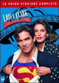 La copertina DVD di Lois & Clark: Le nuove avventure di Superman - Stagione 1 (6 dvd)
