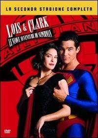 La copertina DVD di Lois & Clark: Le nuove avventure di Superman - Stagione 2 (6 dvd)