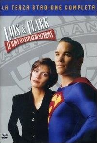 La copertina DVD di Lois & Clark: Le nuove avventure di Superman - Stagione 3 (6 dvd)