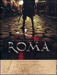 La copertina DVD di Roma Stagione 1 (6 dvd) - Versione Integrale