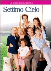 La copertina DVD di Settimo Cielo Stagione 2 (6 dvd)