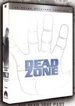 La copertina DVD di The Dead Zone Stagione 1 (4 dvd)