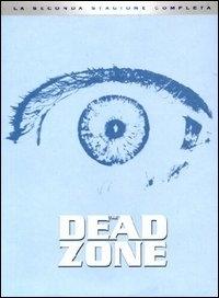 La copertina DVD di The Dead Zone Stagione 2 (5 dvd)