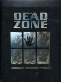 La copertina DVD di The Dead Zone Stagione 4 (3 dvd)
