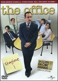 La copertina DVD di The Office - Stagione 1