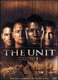 La copertina DVD di The Unit - Stagione 1 (4 DVD)